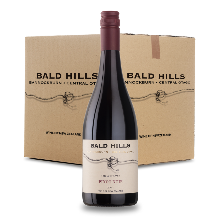 Case Deal ~ Single Vineyard Pinot Noir 2014