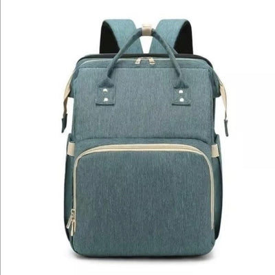 Convertible Diaper Backpack