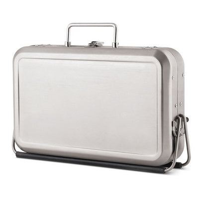 Portable BBQ Suitcase