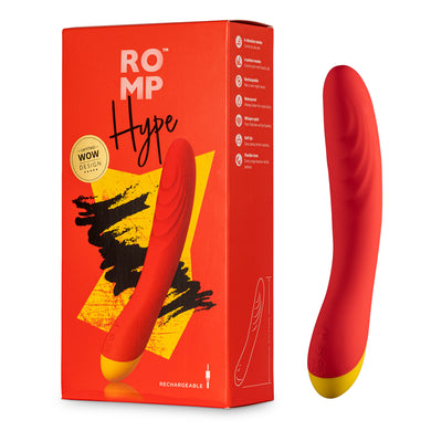 Romp Hype Red - Sexy Nights Deals