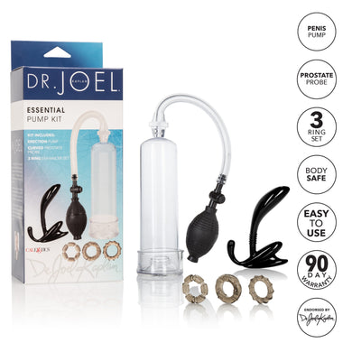 Dr. Joel Kaplan Essential Pump Kit - Sexy Nights Deals