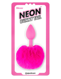 Neon Bunny Tail - Sexy Nights Deals