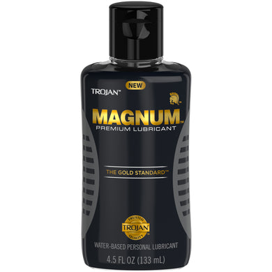 Trojan Magnum Personal Lubricant 4.5oz - Sexy Nights Deals