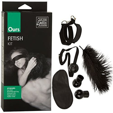 Ours Sensual Kit - Sexy Nights Deals