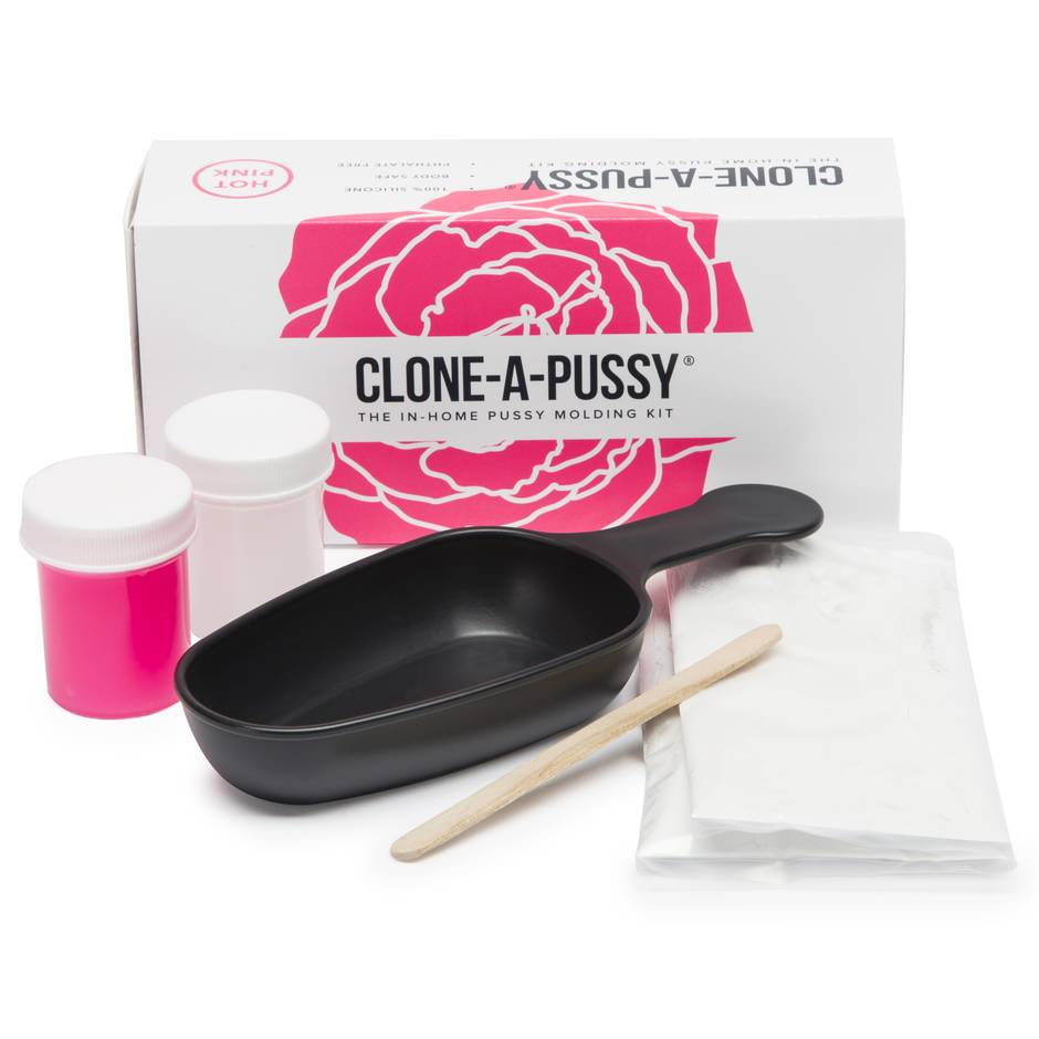 Clone-a-Pussy Kit - Hot Pink - Sexy Nights Deals