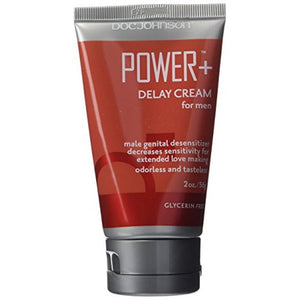 Power Plus Delay Creme for Men 2oz - Sexy Nights Deals