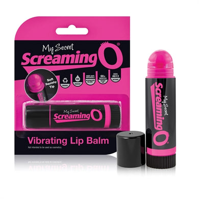 My Secret Screaming O Vibrating Lip Balm - Sexy Nights Deals