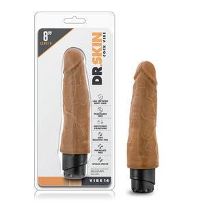 Dr. Skin - Cock Vibe 14 - 8 Inch Vibrating Cock - Sexy Nights Deals