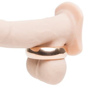 Fifty Shades Freed Steel Love Ring - Sexy Nights Deals