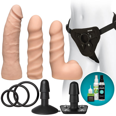 Vac-U-Lock Dual Density Starter Set - Sexy Nights Deals