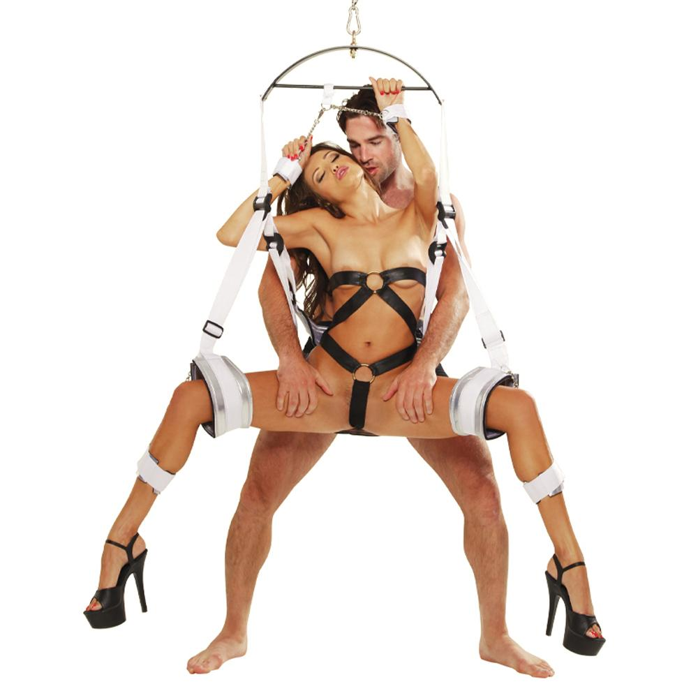 Fetish Fantasy Series Fantasy Bondage Swing - Sexy Nights Deals
