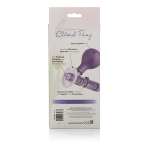Intimate Pump Penetrating Mini Clitoral Pump - Sexy Nights Deals