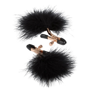 Entice Feather Nipplettes - Sexy Nights Deals