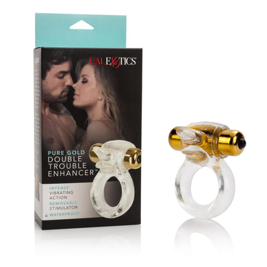 Extreme Pure Gold - Double Trouble Couples Enhancer - Sexy Nights Deals