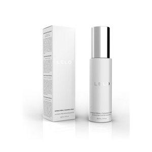 Lelo Antibacterial Toy Cleaning Spray - 2 Oz - Sexy Nights Deals