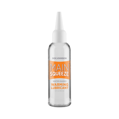 Main Squeeze - Warming - 3.4 Fl. Oz. - Sexy Nights Deals