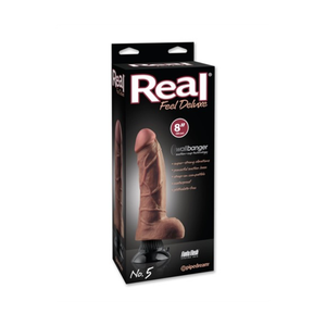 Real Feel Deluxe no.5 8-Inch - Sexy Nights Deals