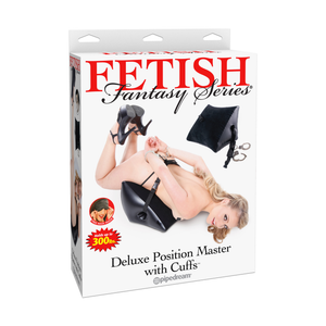 Fetish Fantasy Series Deluxe Position Master With Cuffs - Sexy Nights Deals