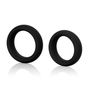 Colt Silicone Super Rings - Black - Sexy Nights Deals