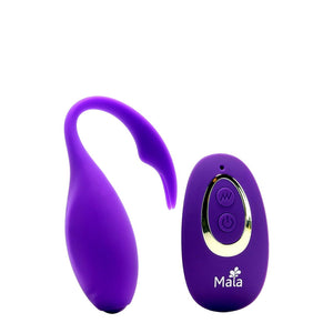 Syrene Remote Control Luxury USB Bullet Vibrator Purple - Sexy Nights Deals