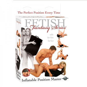 Fetish Fantasy Inflatable Position Master - Sexy Nights Deals