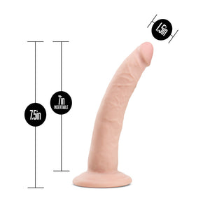 Au Naturel - 7 Inch Jack - Vanilla - Sexy Nights Deals