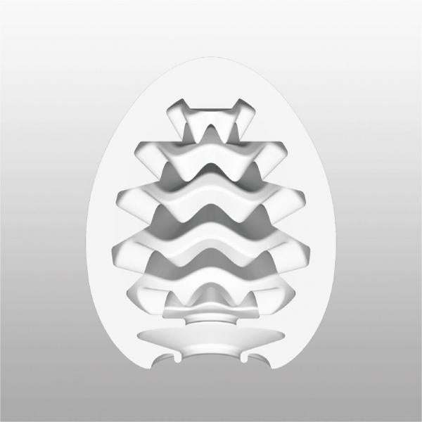 Tenga Egg Wavy Cool Edition Stroker - Sexy Nights Deals
