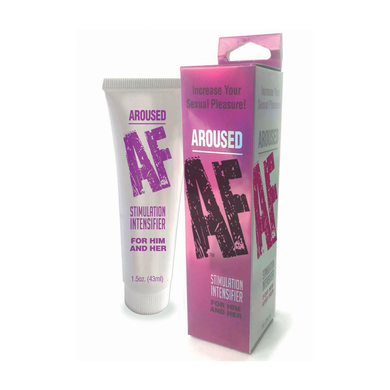 Aroused Af- Stimulation Enhancer 1.5oz - Sexy Nights Deals