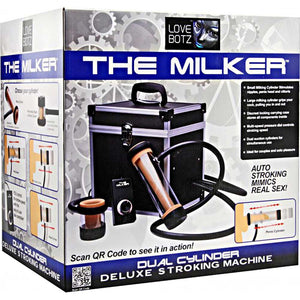 The Milker Automatic Deluxe Stroker Machine - Sexy Nights Deals