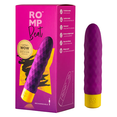 Romp Beat Light Purple - Sexy Nights Deals