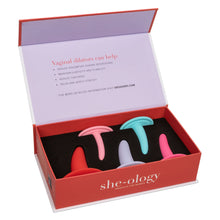 Load image into Gallery viewer, She-Ology 5-Piece Wearable Vaginal Dilator Set - Sexy Nights Deals