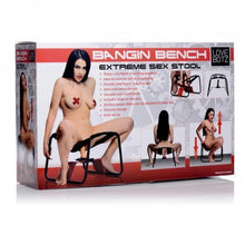 Load image into Gallery viewer, Lovebotz Bangin Bench Extreme Sex Stool - Sexy Nights Deals
