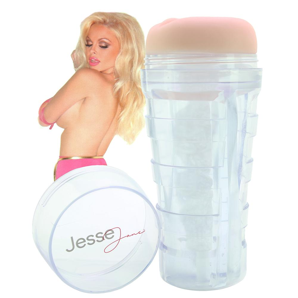 Jesse Jane Deluxe Signature Pussy Stroker - Sexy Nights Deals