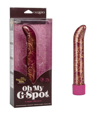 Naughty Bits Oh My G Spot Vibrator - Sexy Nights Deals