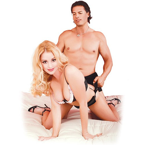 Fetish Fantasy Series Do It Doggie Harness - Sexy Nights Deals