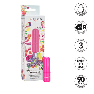 Tiny Teasers Mini Bullet Pink Vibrator - Sexy Nights Deals
