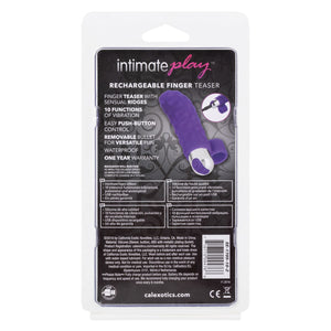 Intimate Play Rechargeable Finger Teaser - Sexy Nights Deals