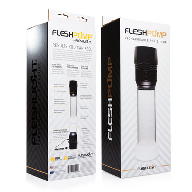 Fleshpump Rechargeable Penis Pump - Sexy Nights Deals