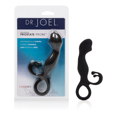 Dr. Joel Kaplan Universal Prostate Probe - Black - Sexy Nights Deals