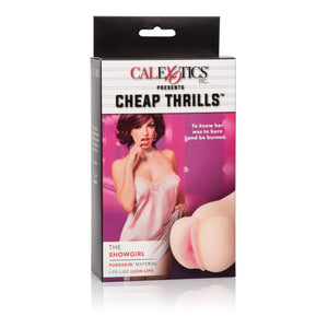 Cheap Thrills - the Showgirl - Sexy Nights Deals