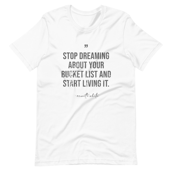 Stop Dreaming