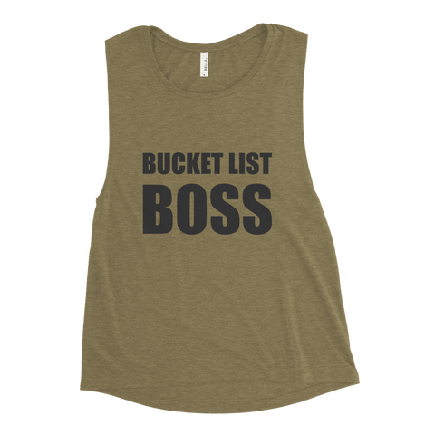 Bucket List Boss