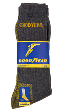 Load image into Gallery viewer, Men's Reinforced Cushion Crew Thick Work Socks - The Tasman