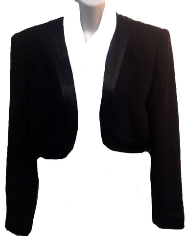oleg cassini bolero jacket $18