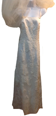 alfred angelo wedding dress $209