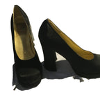 black michelle wedges $54.09