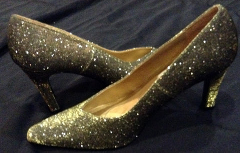 Canaan Gold dust shoes $40