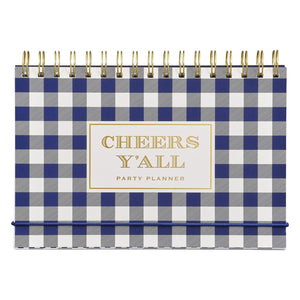 Draper James Gingham Party Planner