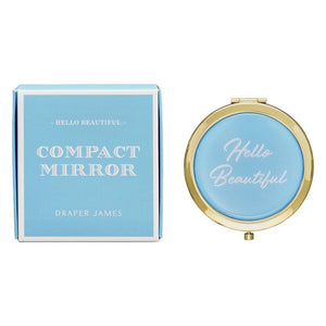 Draper James Hello Sugar Compact Mirror