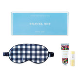 Draper James Gingham Travel Set